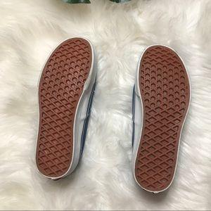 Vans Shoes - Vans Blue Sneakers Women's size 5